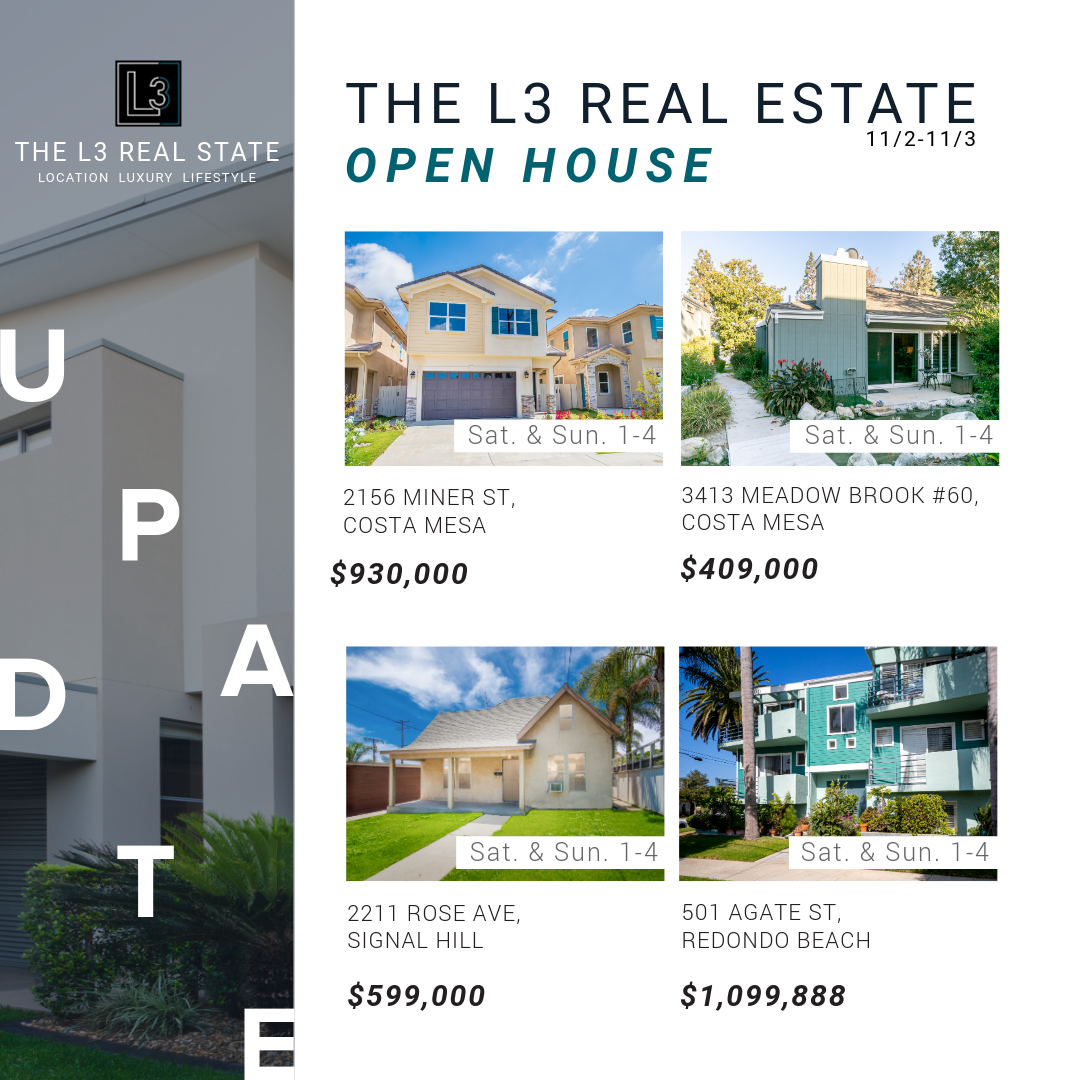 The L3 Open Houses
